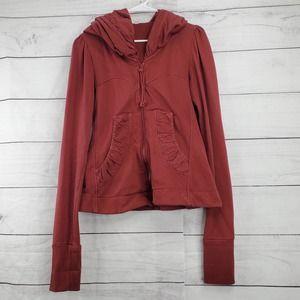 Prairie Underground Short Cloak - Rust